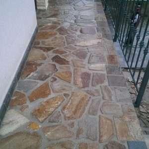 Rodos természetes kő
